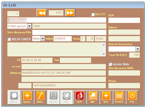 Original VFP form in desktop mode